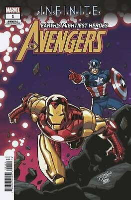 £4.25 • Buy Avengers Annual #1 Ron Lim Connecting Variant - Marvel 2021