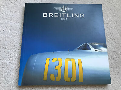 £14 • Buy Breitling Chronolog 03 Watch Catalogue 2002/03 +€ Price List
