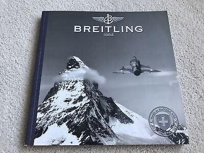 £25 • Buy Catalogue Breitling Instruments For Professionals Chronolog 01 - German Edition