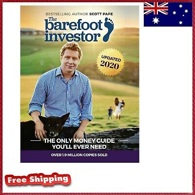 AU23.49 • Buy The Barefoot Investor 2020 Update: The Only Money Guide You'll Ever Need
