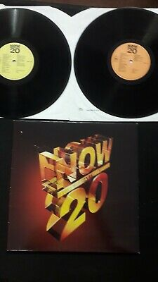 £32 • Buy NOW THATS WHAT I CALL MUSIC NOW 20 2 X VINYL RECORD SET NOW 20 (1991)