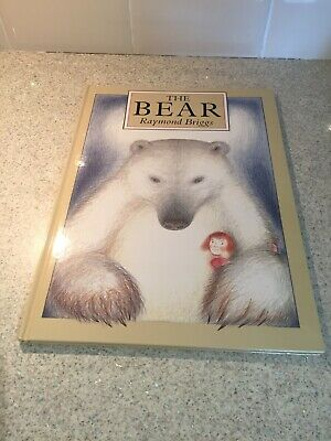 £105 • Buy 1st Edition 1st Print The Bear Signed In Publication Year 94 By Raymond Briggs