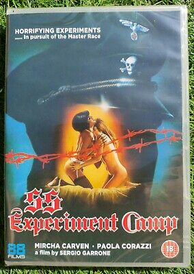 £12.99 • Buy SS Experiment Camp - 1976 Nazi Exploitation Film Previously Banned (NEW)