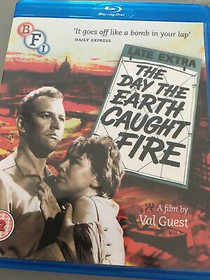 £6.90 • Buy THE DAY THE EARTH CAUGHT FIRE Blu Ray FREE POSTAGE