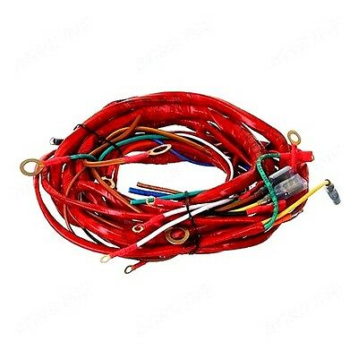 AU93.37 • Buy Wiring Harness For International B250 B275 B414 Early Type Tractors