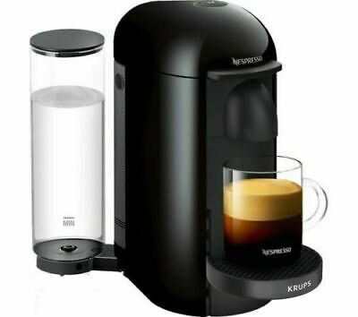 £69.99 • Buy NESPRESSO By KRUPS Vertuo Plus XN903840 Coffee Machine - Black - FREE DELIVERY!