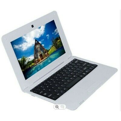 AU129 • Buy New 10inch Actions S500 Quad-core Android 5.1 OS Mini Laptop (white)
