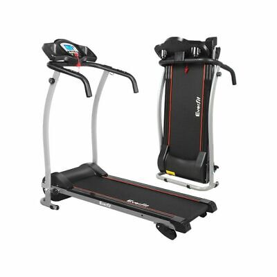 AU350 • Buy Everfit Treadmill Electric Home Gym Exercise Machine Fitness Equipment Physical