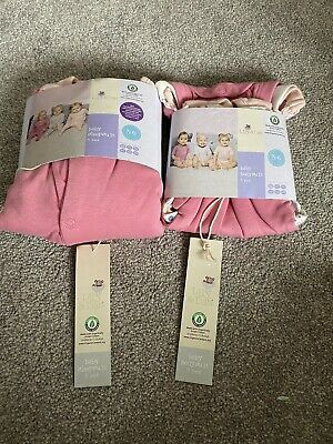 £5 • Buy Baby Girls Babygrows/ Sleepsuits And Vests BNWT Age 3-6 Months