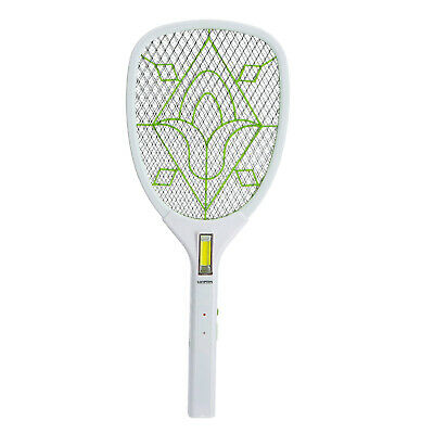 £8.99 • Buy Bug Zapper Racket Electric Fly Swatter Mosquito Wasp Insect Pest Killer Krypton