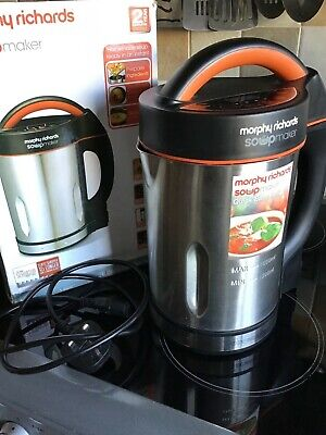 £20 • Buy MORPHY RICHARDS 1.6ltr Soup Maker. In Excellent Condition.