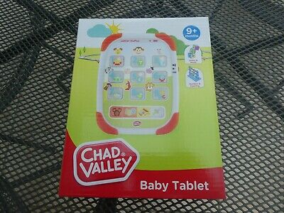 £9.50 • Buy Chad Valley Baby Tablet - Brand New In Box - 9 Months Plus - Animals, Numbers