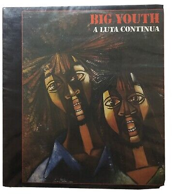£14.54 • Buy Big Youth - A Luta Continua, Roots Reggae Vinyl LP Heartbeat Records NM 1985