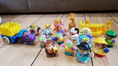 £7.50 • Buy Fisher Price Little People Figures And Animals