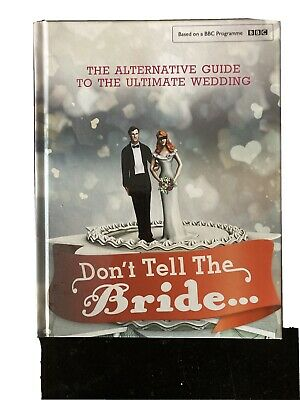 £1.50 • Buy Don't Tell The Bride (Hardcover, 2015)
