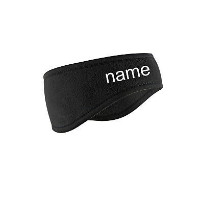 £6.99 • Buy Personalised Headband Sweat Ski Head Wear Embroidered With Name Or Initials