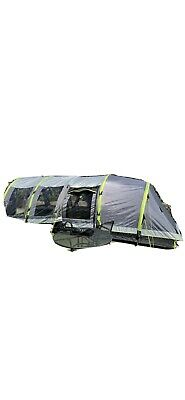 £250 • Buy Hi Gear Airgo Cirrus 4 Air Tent With Porch, Footprint & Carpet - Leicestershire