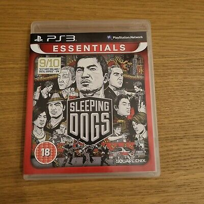 £3.99 • Buy Sleeping Dogs Essentials - Playstation 3 PS3 Game VGC