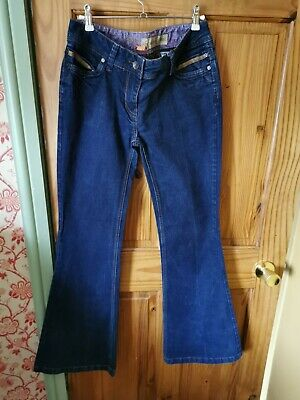 £5 • Buy Next The Skinny Flare Jeans Size 12L