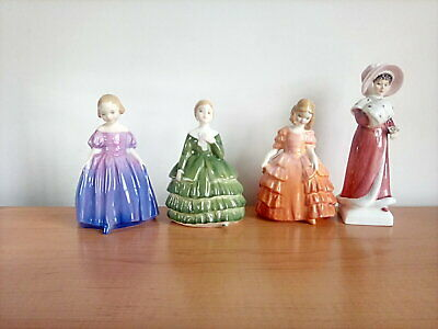 £8.50 • Buy A Collection Of Vintage Royal Doulton Figurines
