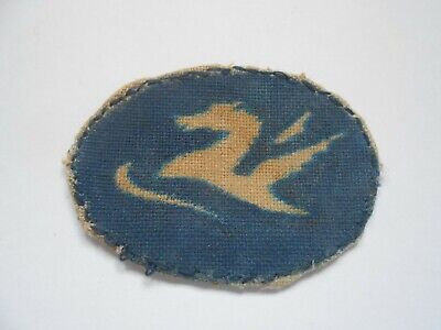 £29 • Buy Land Forces Adriatic 1st Pattern Printed    Cloth Formation Sign- Unit  Patch
