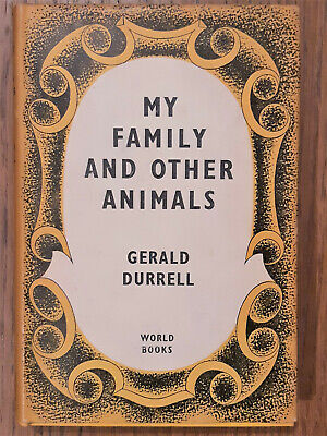 £13.99 • Buy My Family And Other Animals, By Gerald Durrell, The Reprint Society - 1958