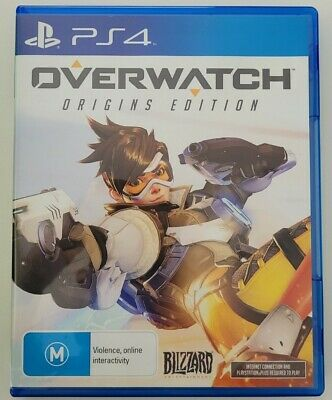 AU34.99 • Buy PS4 Overwatch Origins Edition Compatible PS5 AUS PAL Playstation 4 FAST SHIPPING