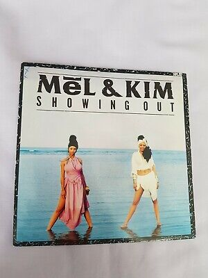 £0.99 • Buy Mel & Kim...Showing Out. 7  P/s Single