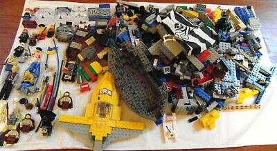 £10.50 • Buy Assorted Loose - Lego Star Wars + Pirates  Inc Figures & Ships. Approx. 1.9kg