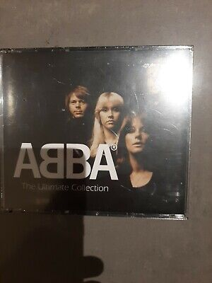 £12.99 • Buy ABBA The Ultimate Collection Sealed On Four CDs RARE!