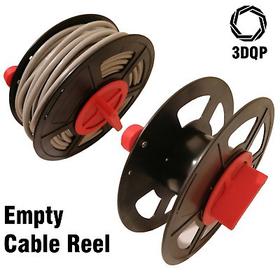 £9.99 • Buy Empty Cable Reel Drum For Christmas Lights, Rope, Leads, Cables, Filament