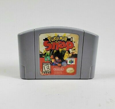 $24.99 • Buy Pokemon Snap N64 (64, 1999) Authentic Cartridge Only