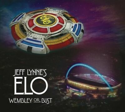 £5.90 • Buy ELO Wembley Or Bust CD *NEW & SEALED - FAST UK DISPATCH*