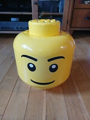 £19.99 • Buy Lego Sort And Store Storage Head Extra Large Rare