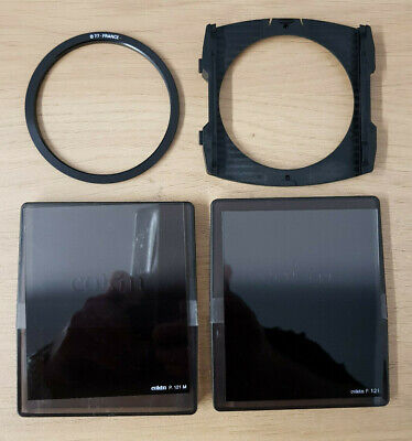£20 • Buy Cokin P Series Filter Holder With 77mm Ring Plus P121 & P121m Filters
