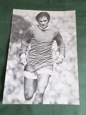 £1.99 • Buy George Best - Manchester United Player - 1 Page Picture - Clipping /cutting