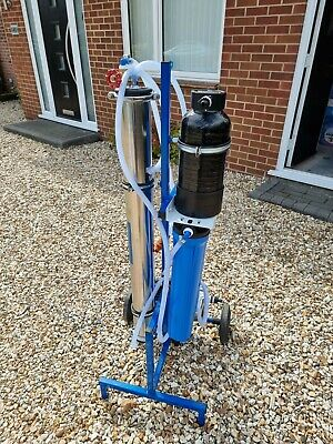 £670 • Buy 4040 Mobile RO System Water Fed Pole Window Cleaning Trolley Pure Water