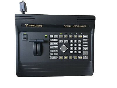 £218.22 • Buy VIDEONICS MX-1 NTSC Digital Video Mixer W/ Power Cord And Manual Fully Tested