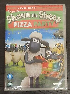 £1.97 • Buy Shaun The Sheep: Pizza Party (DVD) **BRAND NEW & SEALED**