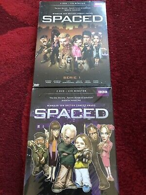 £3.49 • Buy Spaced: Series 1 And Series 2 DVD Boxset Simon Pegg, Nick Frost NEW & SEALED