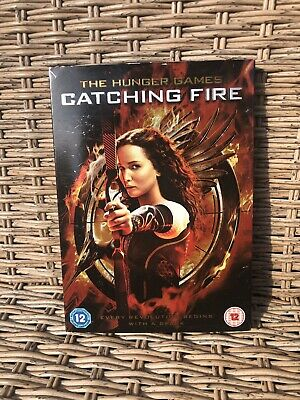 £1.99 • Buy The Hunger Games - Catching Fire (DVD, 2014)