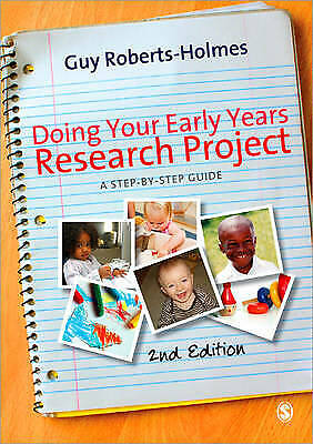 £1.40 • Buy Doing Your Early Years Research Project: A Step By Step Guide By Guy...