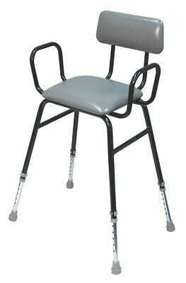 £39.99 • Buy Aidapt Malling Perching Stool With Arms And Padded Back