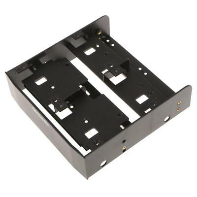 AU19.99 • Buy 5.25  To 3.5 /2.5 HDD/SSD Hard Drive Tray Bay Adapter Mounting Bracket AU