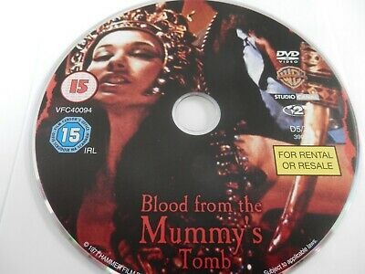 £3.30 • Buy Blood From The Mummy's Tomb. Hammer Selection Collection. DISC ONLY.  Freepost