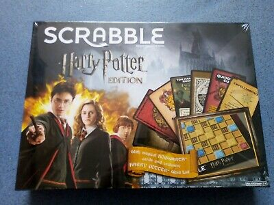£16.99 • Buy New Scrabble Harry Potter Edition Board Game.Free UK Post