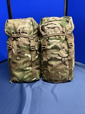 £39.95 • Buy New Genuine Issue PLCE ECM Bergen MTP Side Pouches British Army MTP Set Of 2