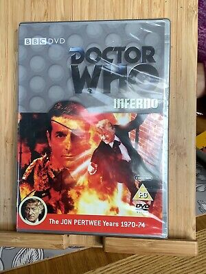 £1.99 • Buy Doctor Who - Inferno (DVD, 2006)