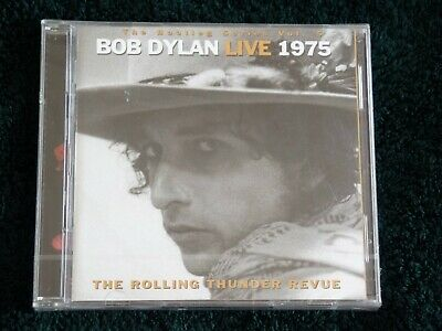 £7.99 • Buy Bob Dylan - The Rolling Thunder Review Live 1975 Double CD Album * SEALED *