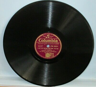 £2.95 • Buy Carroll Gibbons /savoy Hotel Orpheans 78  I Can't Get You Out Of My Mind 1939 E